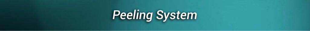Peeling System microdermabrasion machine